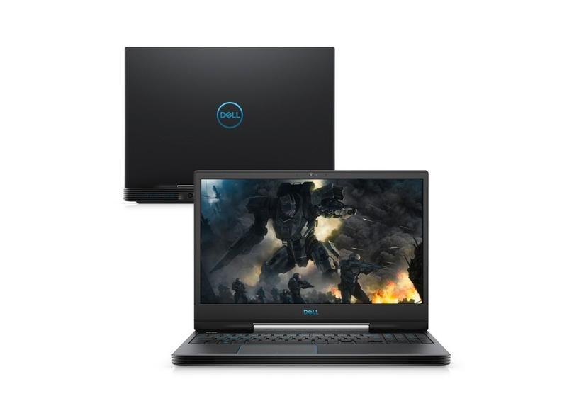"Notebook Dell G5 Intel Core i7 9750H 9ª Geração 16 GB de RAM 512.0 GB 15.6 "" Full GeForce GTX 1660 Ti Windows 10 G5-5590-M70"