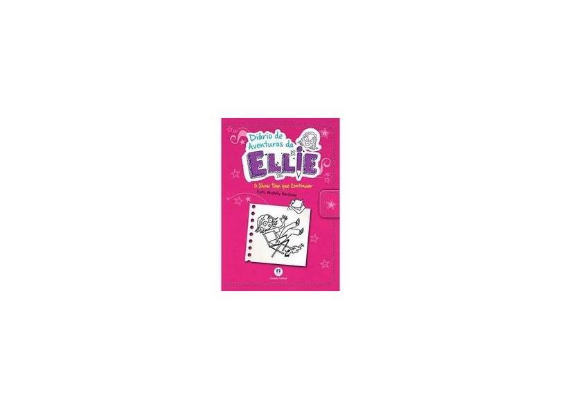 Diário de Aventuras da Ellie - Cultural, Ciranda - 9788538055303