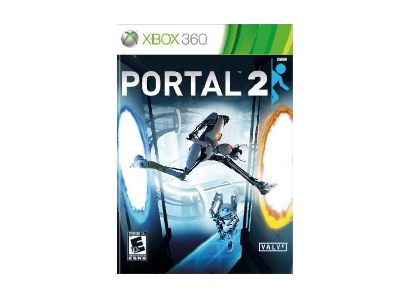 Jogo Portal 2 Valve Xbox 360