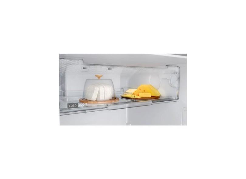 Geladeira Brastemp Frost Free Duplex 375 l Inox BRM45HK