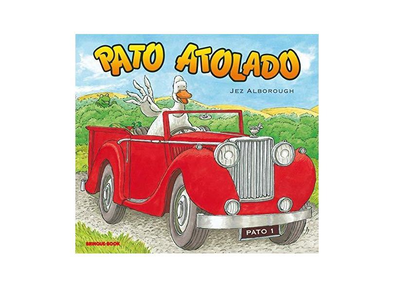 Pato Atolado - Alborough, Jez - 9788574120669