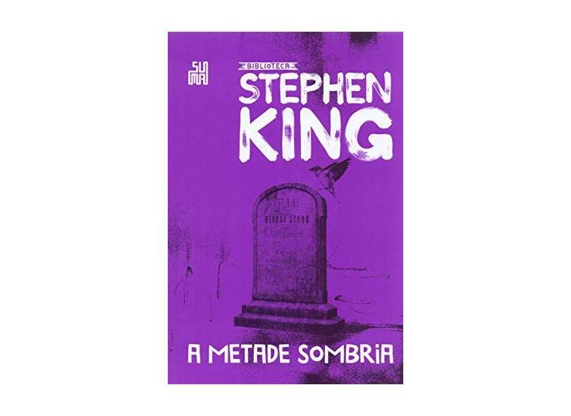 A metade sombria – Coleção Biblioteca Stephen King + kit de marcadores - Stephen King - 9788556510778
