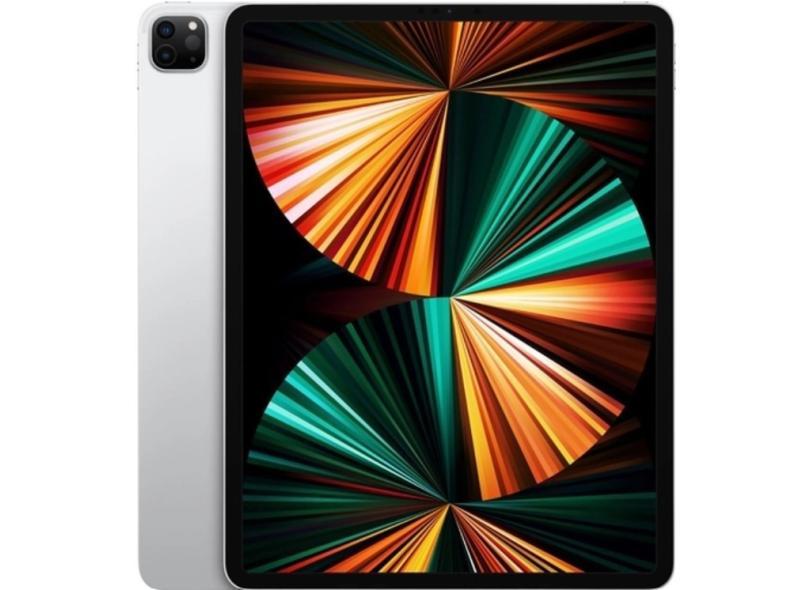 """Tablet Apple iPad Pro 5ª Geração Apple M1 4G 256.0 GB Liquid Retina 12.9 """" iPadOS 14"""