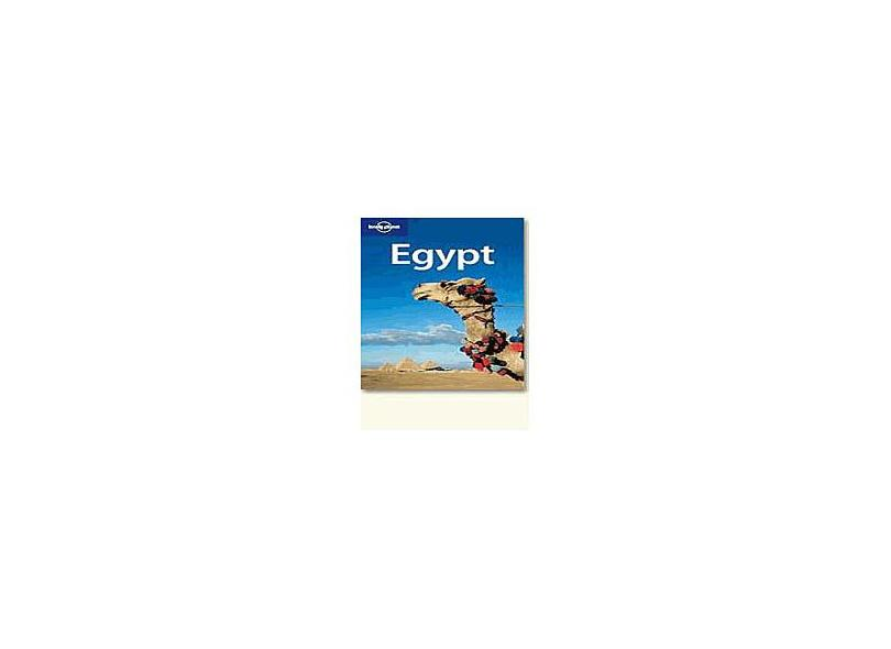 Lonely Planet Egypt - Andrew Humphreys - 9781740594639