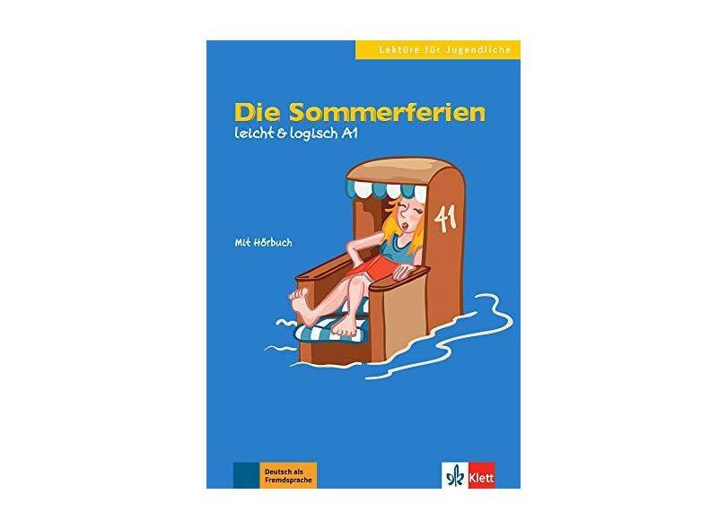 Die Sommerferien, Mit Audio-cd - Rusch, Paul - 9783126051125