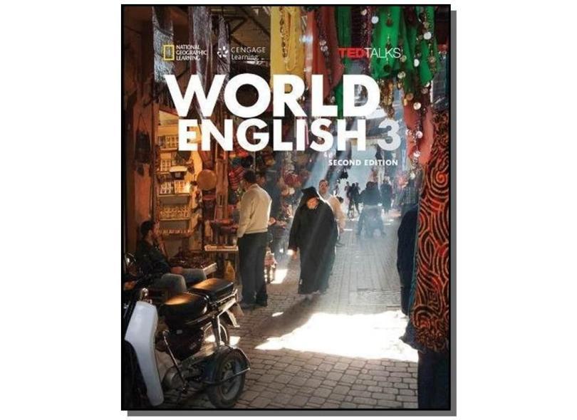 World English 3 - Student Book + Cd-Rom - 2Nd Edition - Becky Tarver Chase; Kristen L. Johannsen; Martin Milner - 9781285848372