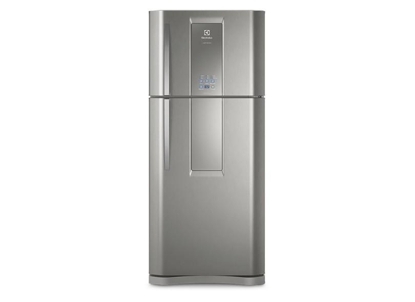 Geladeira Electrolux Infinity Frost Free Duplex 553 l Inox DF82X