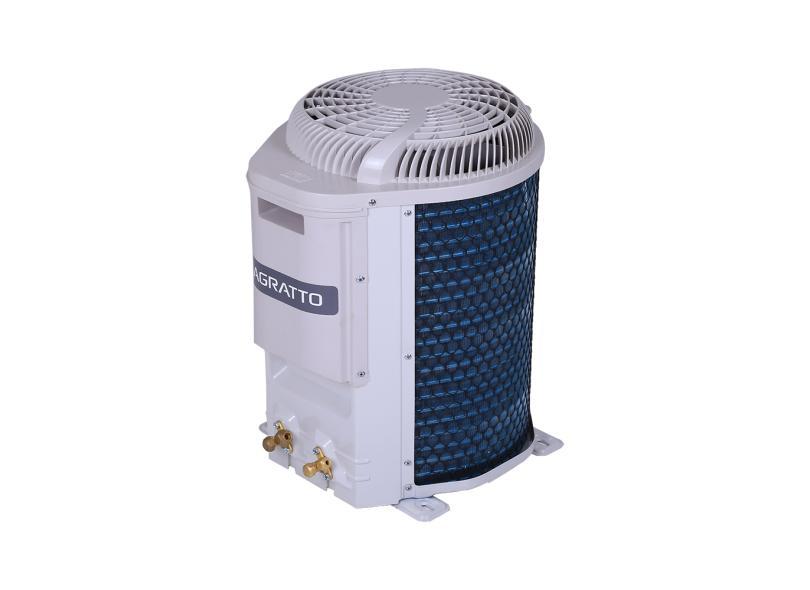 Ar Condicionado Split Hi Wall Agratto Eco 9000 BTUs Controle Remoto Quente/Frio Top ECST9QFR4-02