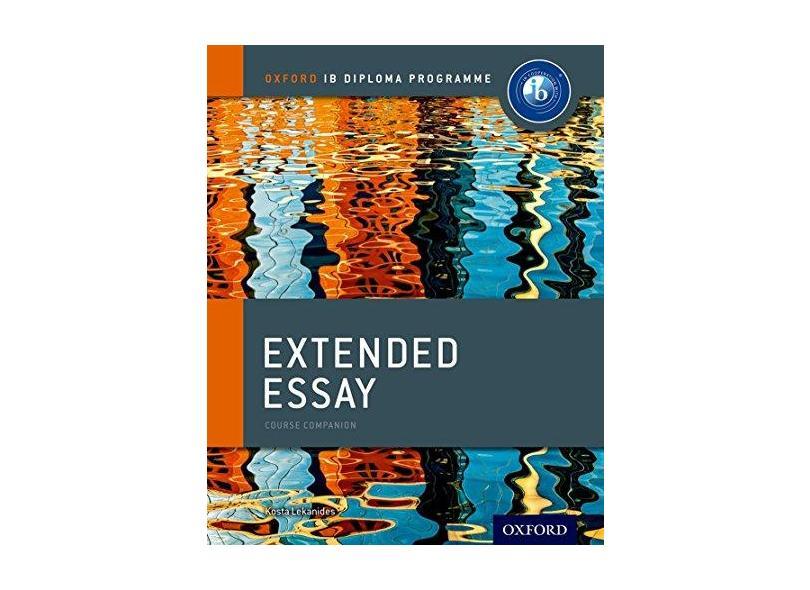 Oxford IB Diploma Programme: Extended Essay Course Companion - Kosta Lekanides - 9780198377764
