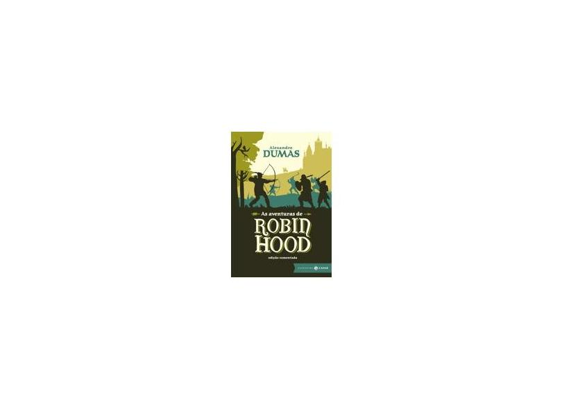 As Aventuras de Robin Hood - Dumas, Alexandre - 9788537812600