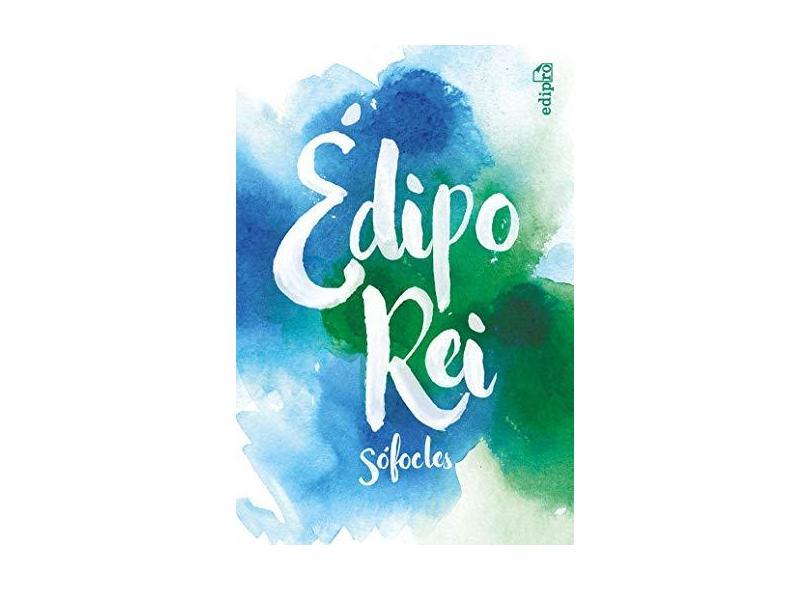 Édipo Rei - Sófocles - 9788552100386