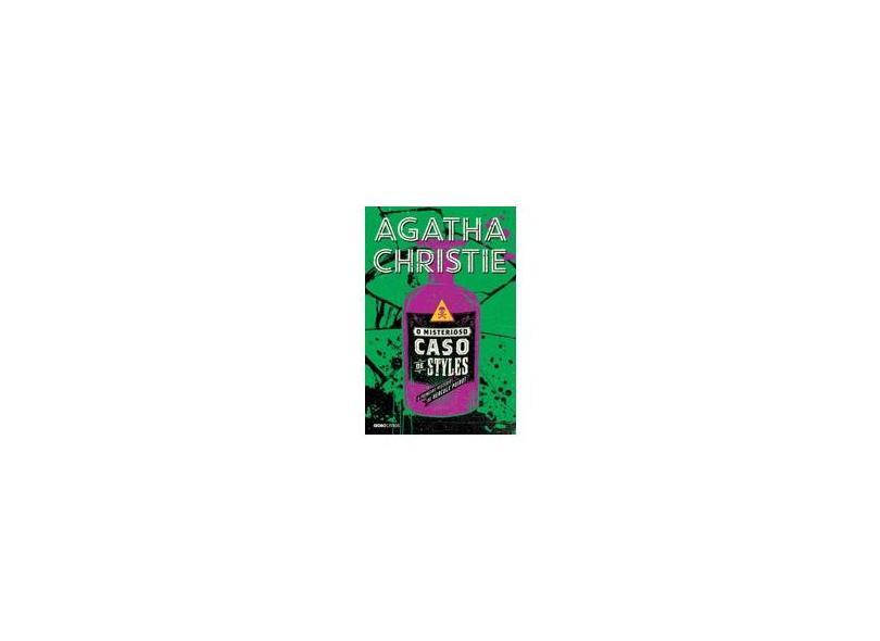 O Misterioso Caso de Styles - Agatha Christie - 9788525057037