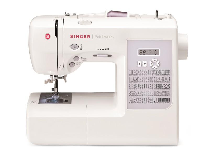 Máquina de Costura Doméstica Patchwork 7285 - Singer