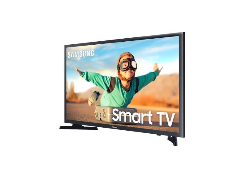 "Smart TV TV LED 32 "" Samsung Série 4 Netflix UN32T4300AGXZD 2 HDMI"