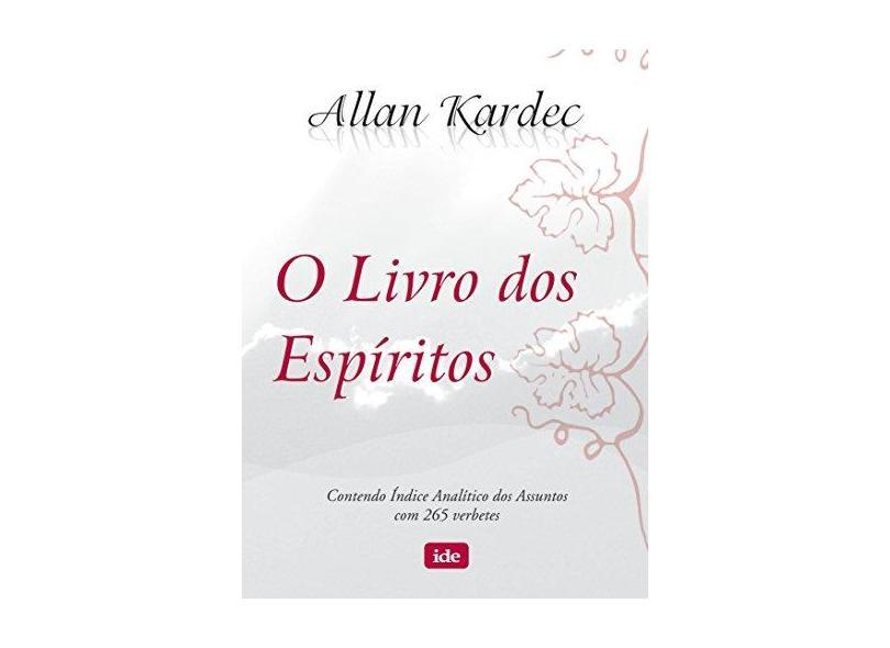 O Livro dos Espíritos - Ed. Bolso com Capa Plástica - Kardec Allan - 9788573413861