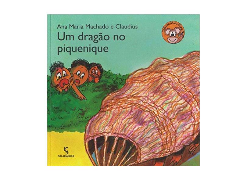 Um Dragão No Piquenique - Col. Mico Maneco - Machado, Ana Maria - 9788516102166