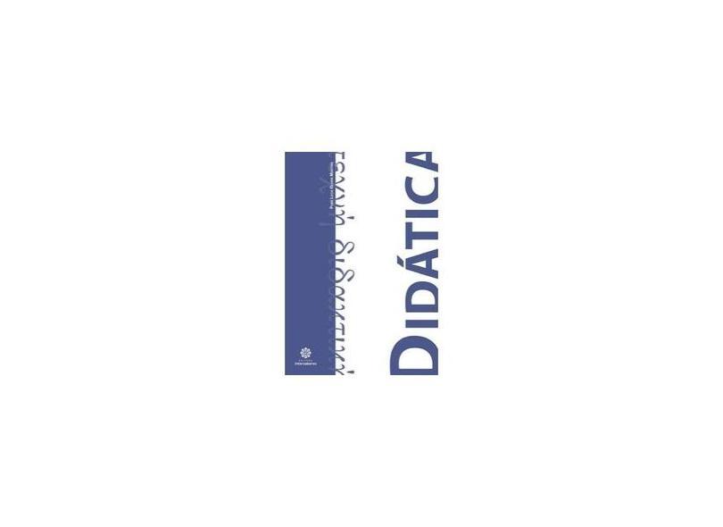 Didática - Pura Lúcia Oliver Martins - 9788582124659