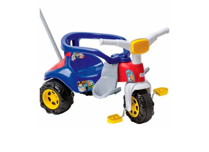 Triciclo com Pedal Magic Toys Tico-Tico Zoom Max 2710