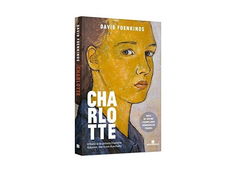 Charlotte - Foenkinos, David - 9788528620726