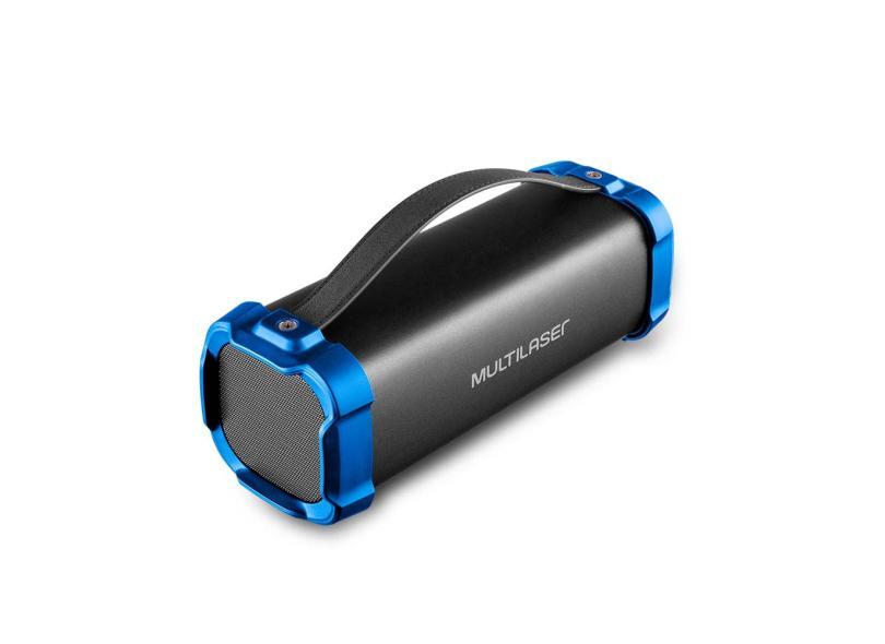 Caixa de Som Bluetooth Multilaser Bazooka 50 W