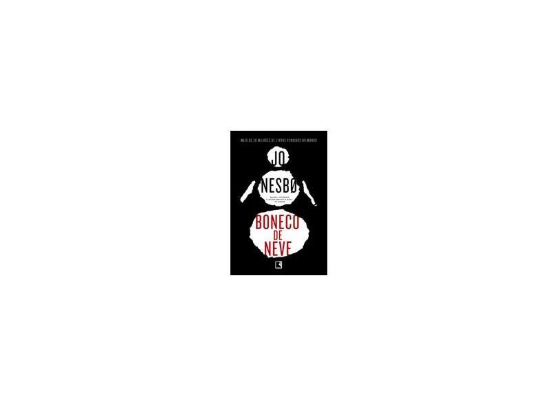 Boneco de Neve - Jo Nesbo - 9788501094803