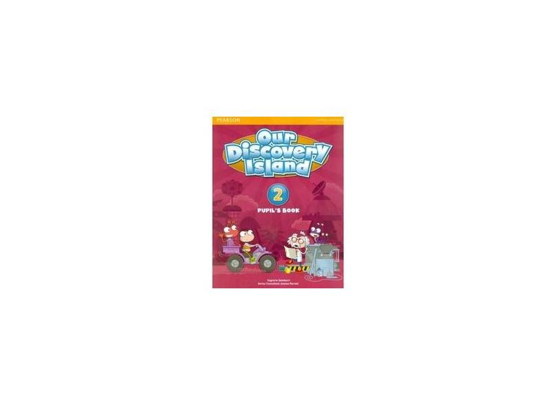 Our Discovery Island Level 2 Student's Book plus pin code - Sagrario Salaberri - 9781408238639