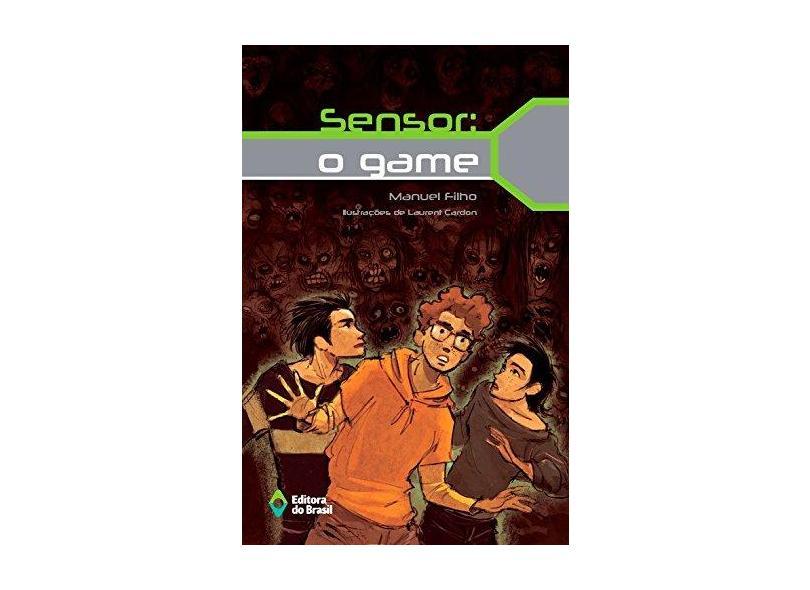 Sensor. O Game - Manuel Filho - 9788510053426
