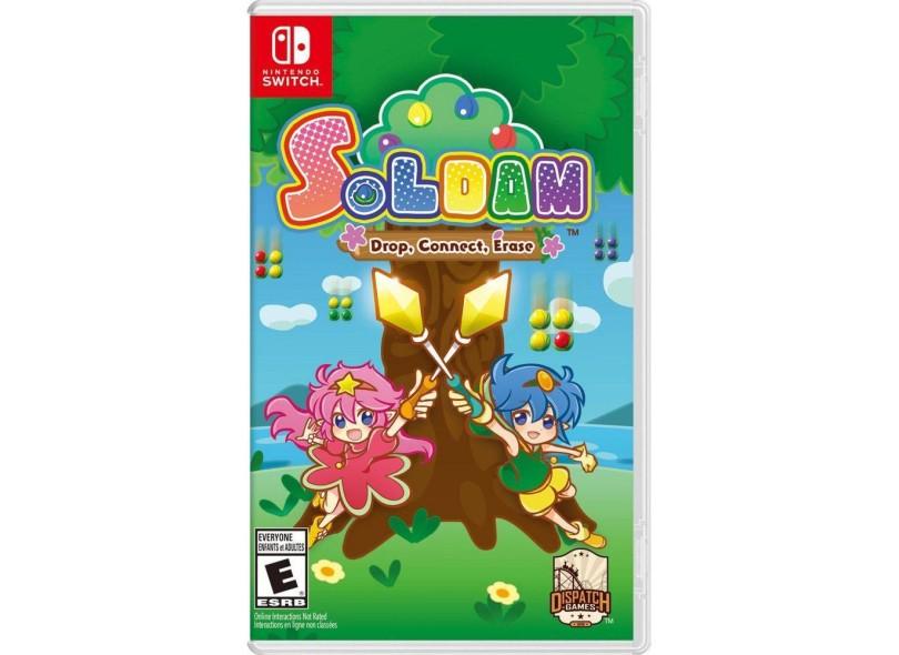 Jogo Soldam Drop, Connect, Erase Dispatch Games Nintendo Switch