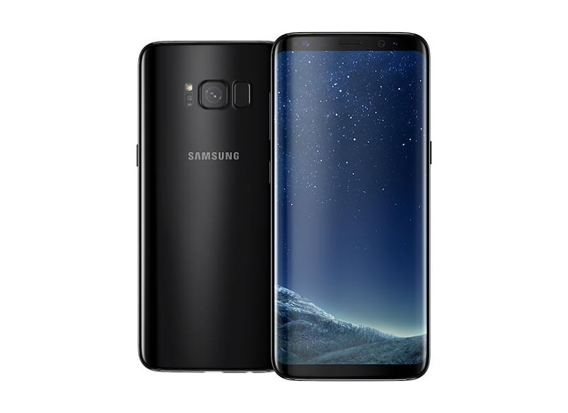 Smartphone Samsung Galaxy S8 64GB 12,0 MP Android 7.0 (Nougat) 3G 4G Wi-Fi