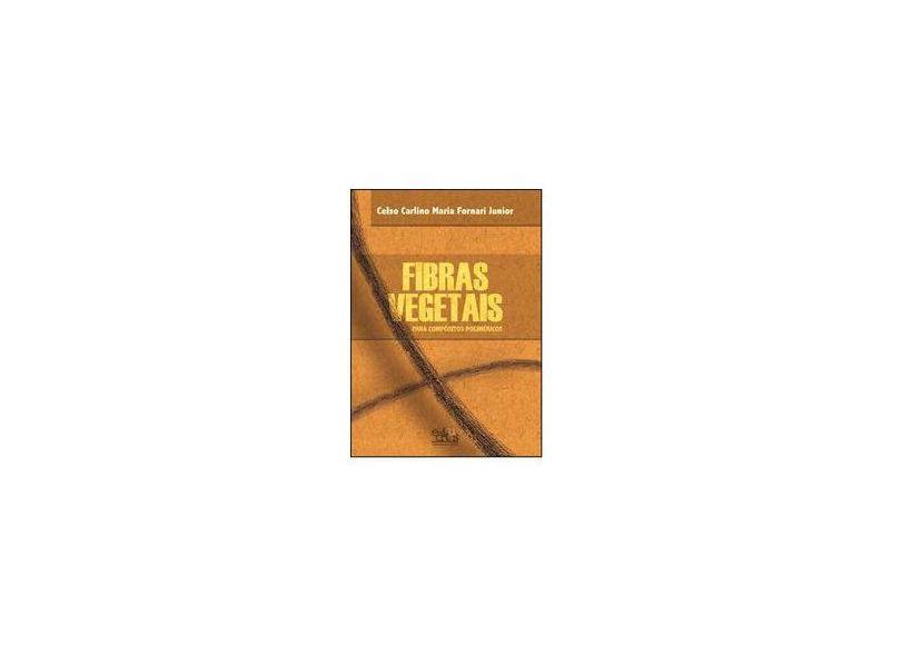 Fibras Vegetais Para Compósitos Poliméricos - Celso Carlino Maria Fornari Junior - 9788574554365