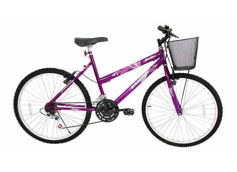 Bicicleta Cairu 21 Marchas Aro 26 Bella