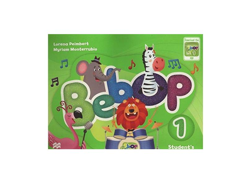 Bebop 1 - Student's Book With Parent's Guide - Macmillan - 9780230452930