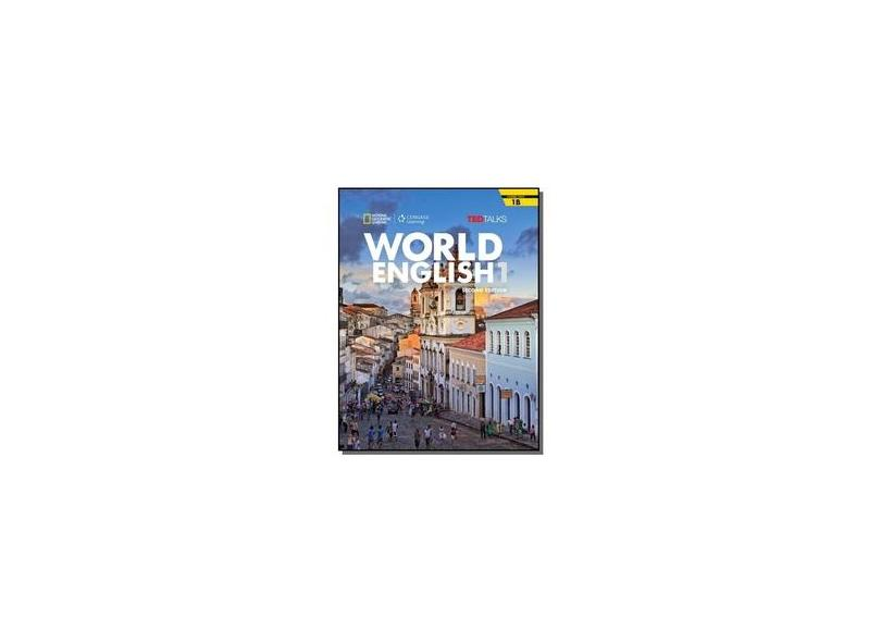 World English - 2Nd Edition - 1 - Combo Split B With Online Workbook - Becky Tarver Chase - 9781305089488