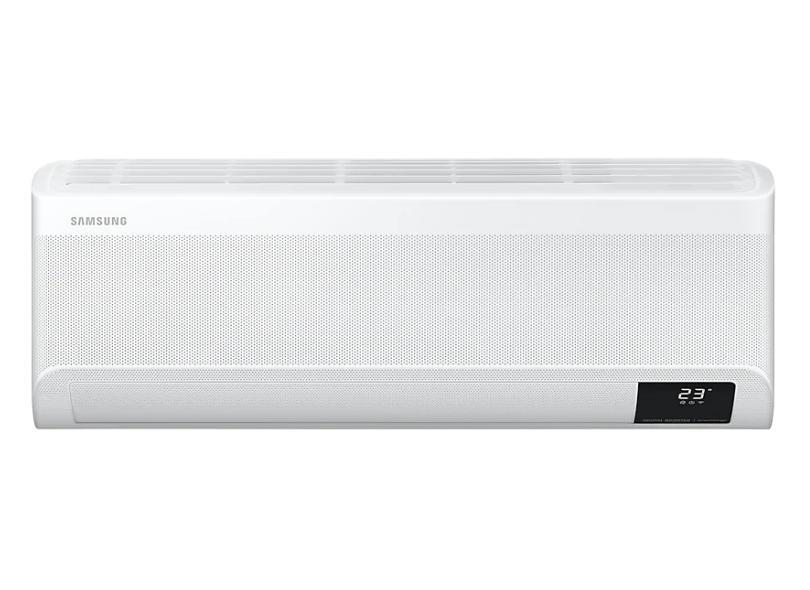 Ar-Condicionado Split Hi Wall Samsung Wind Free 22000 BTUs Inverter Controle Remoto Quente/Frio AR24TSEABWKNAZ