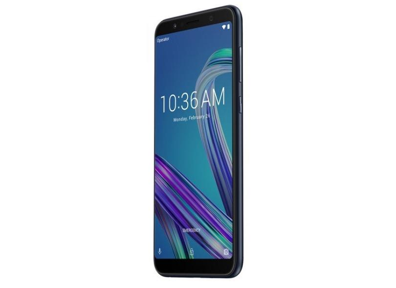 Smartphone Asus Zenfone Max Pro (M1) ZB602KL 64GB 13.0 MP 2 Chips Android 8.1 (Oreo) 3G 4G