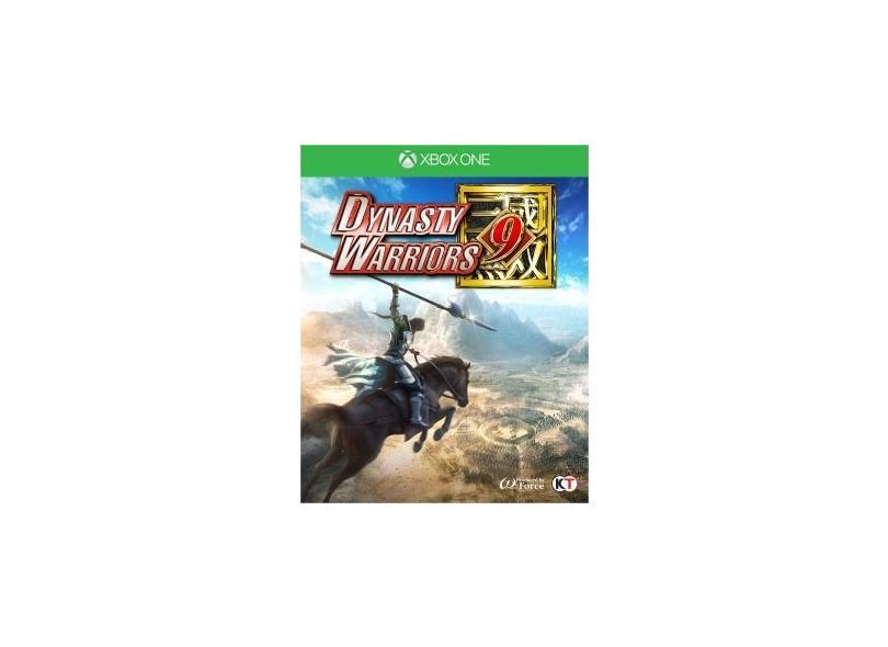 Jogo Dynasty Warriors 9 Xbox One Koei