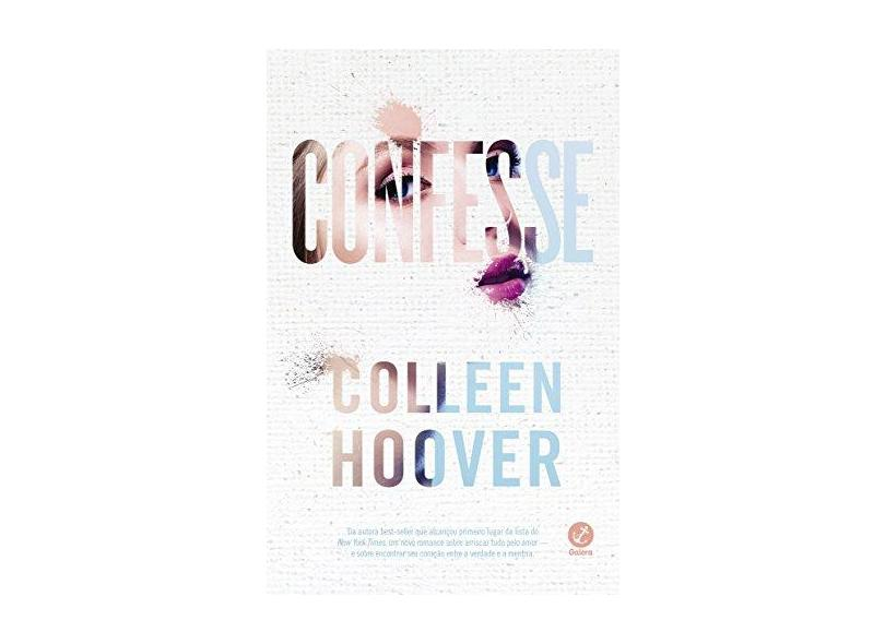 Confesse - Hoover, Colleen - 9788501109323