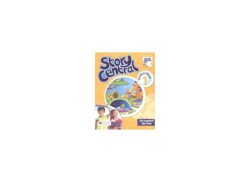Story Central 1 - Student's Book Pack - Macmillan Education - 9780230451971