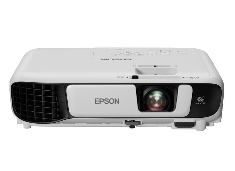Projetor Epson PowerLite 3300 lumens Projeção em 3D S41+