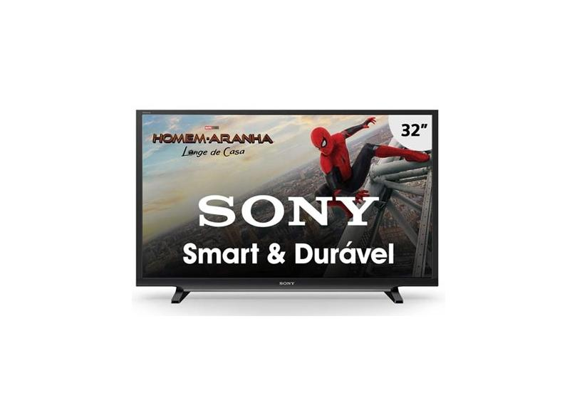 """Smart TV TV LED 32 """" Sony Netflix KDL-32W655D/Z 2 HDMI"""