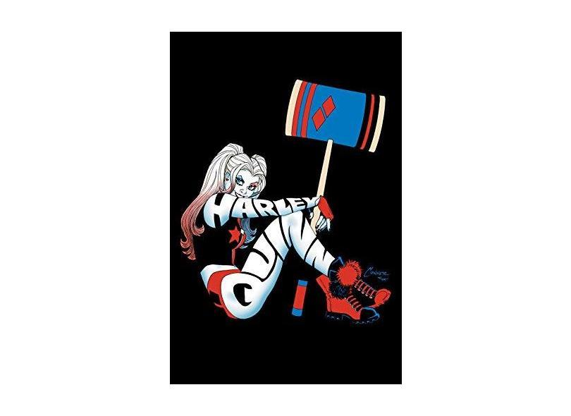 Harley Quinn By Amanda Conner & Jimmy Palmiotti Omnibus Vol. 2 - Conner,amanda - 9781401284565