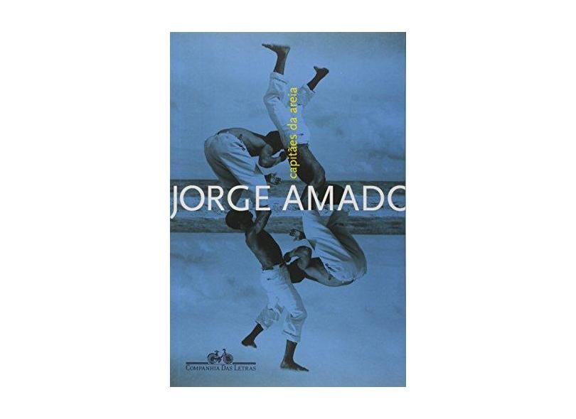 Capitães da Areia - Amado, Jorge - 9788535911695