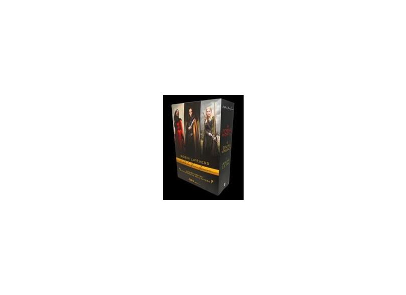 Box - Saga o Clã Das Freiras Assassinas - Lafevers, Robin; - 7898383591054
