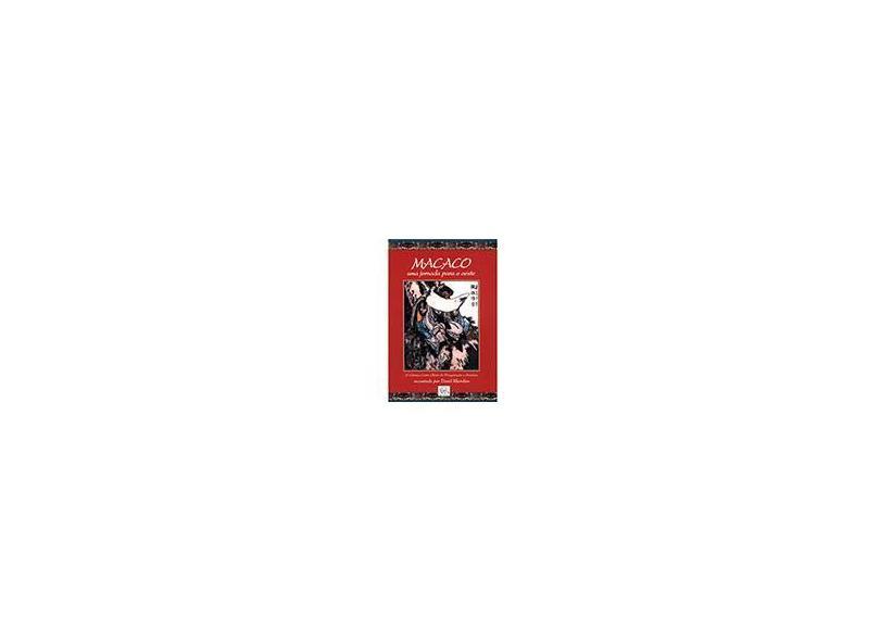Macaco : Uma Jornada para o Oeste - Kherdian, David - 9788588023390