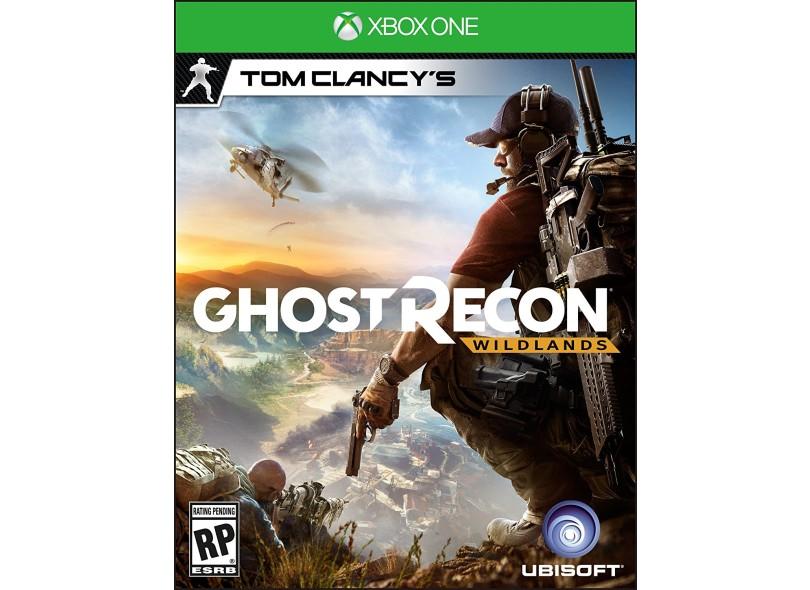 Jogo Tom Clancy's Ghost Recon Wildlands Xbox One Ubisoft