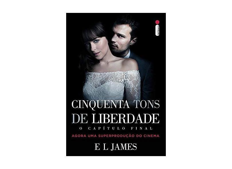 Cinquenta Tons de Liberdade... O Capítulo Final - E. L. James - 9788551002766