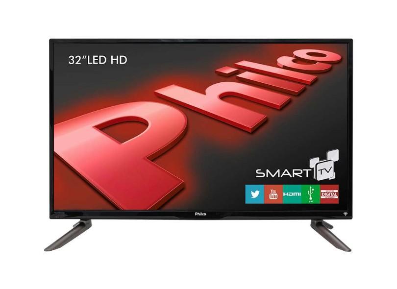 """Smart TV TV LED 32 """" Philco PH32C10DSGW"""