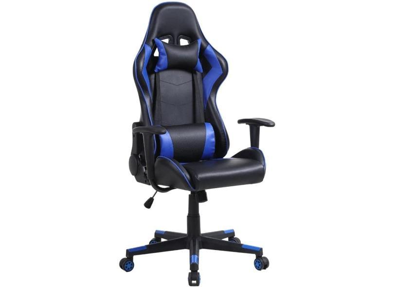 Cadeira Gamer Reclinável Fusion SE1008 Prizi
