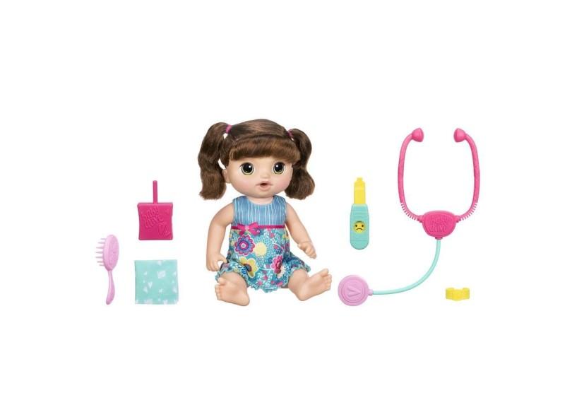 Boneca Baby Alive Doces Lágrimas Hasbro