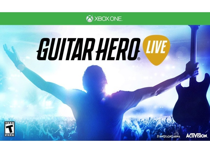 Jogo Guitar Hero Live Xbox One Activision